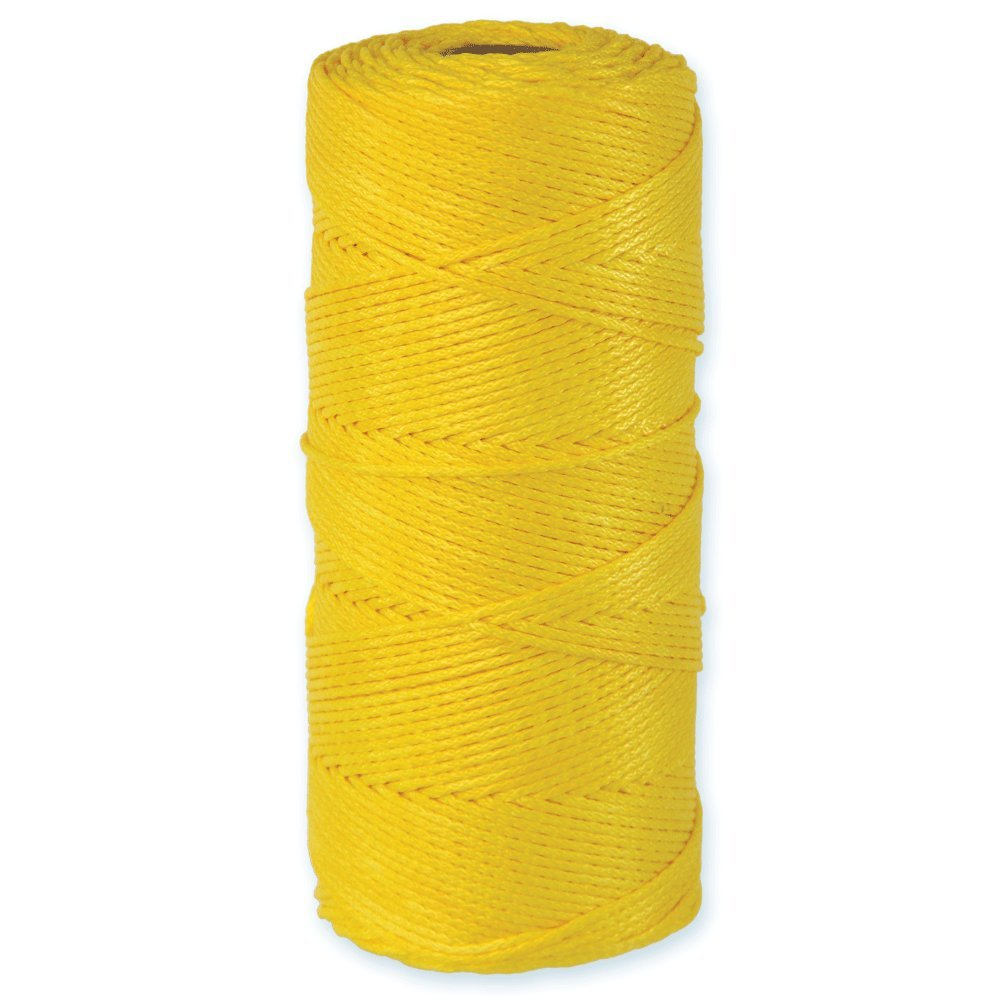 Zing-It Throw Line -- 2.2MM x 1000' - Yellow by Zing-It