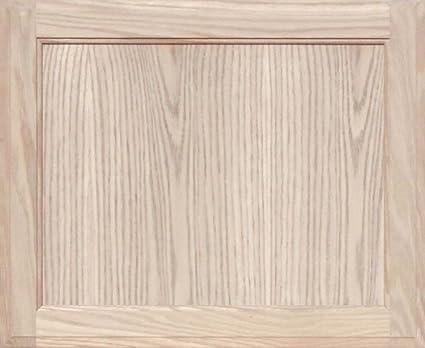 cabinet door flat panel. Unfinished Oak Square Flat Panel Cabinet Door By Kendor, 18H X 22W Cabinet Door Flat Panel
