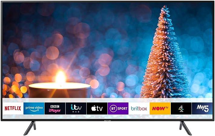 SAMSUNG 75 Pulgadas TV ru7100 HDR Inteligente 4k: Amazon.es ...