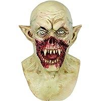 Molezu Vampire Mask, Scary Kurten Monster Mask, Halloween Costume Party Latex Zombie Mask
