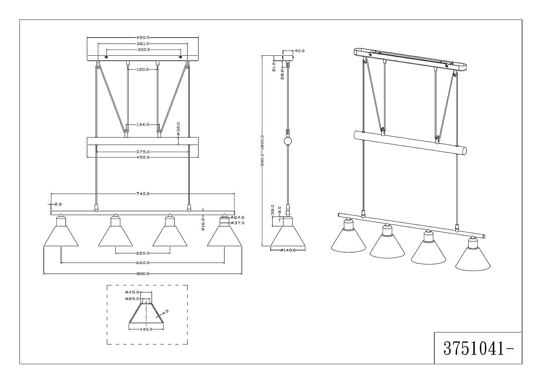 Suspension Stamina 3751041-24
