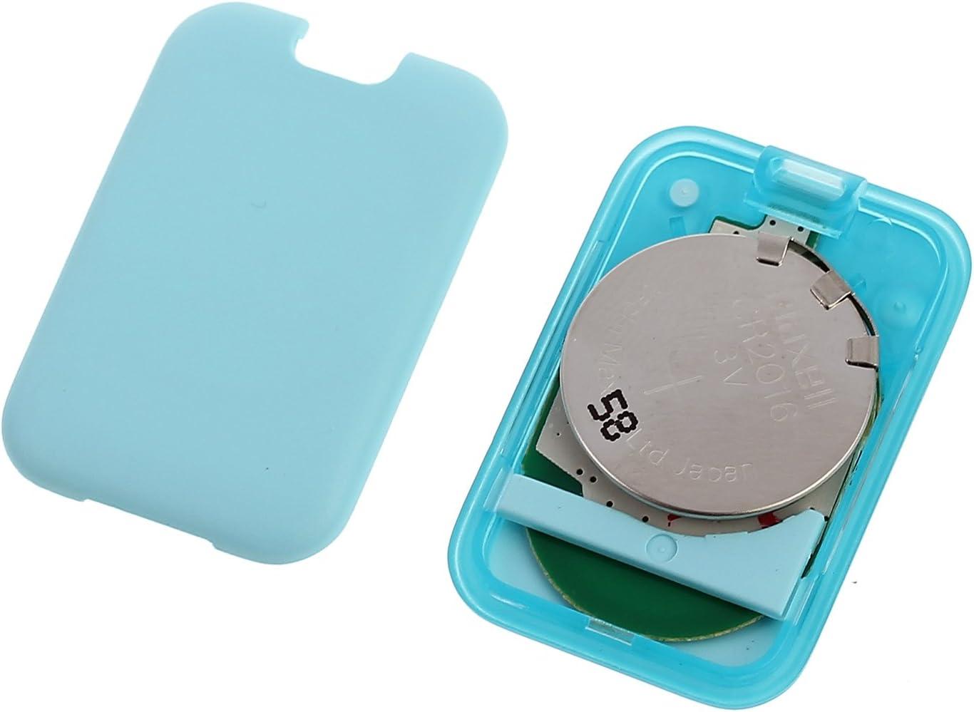 Blue Neoteck Nut 3 Smart Tag Super Mini Bluetooth Tracker Key Pet Bag Tracer Finder Anti Lost Alarm