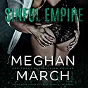 Sinful Empire Audiobook by Meghan March Narrated by Joe Arden, Grace Grant