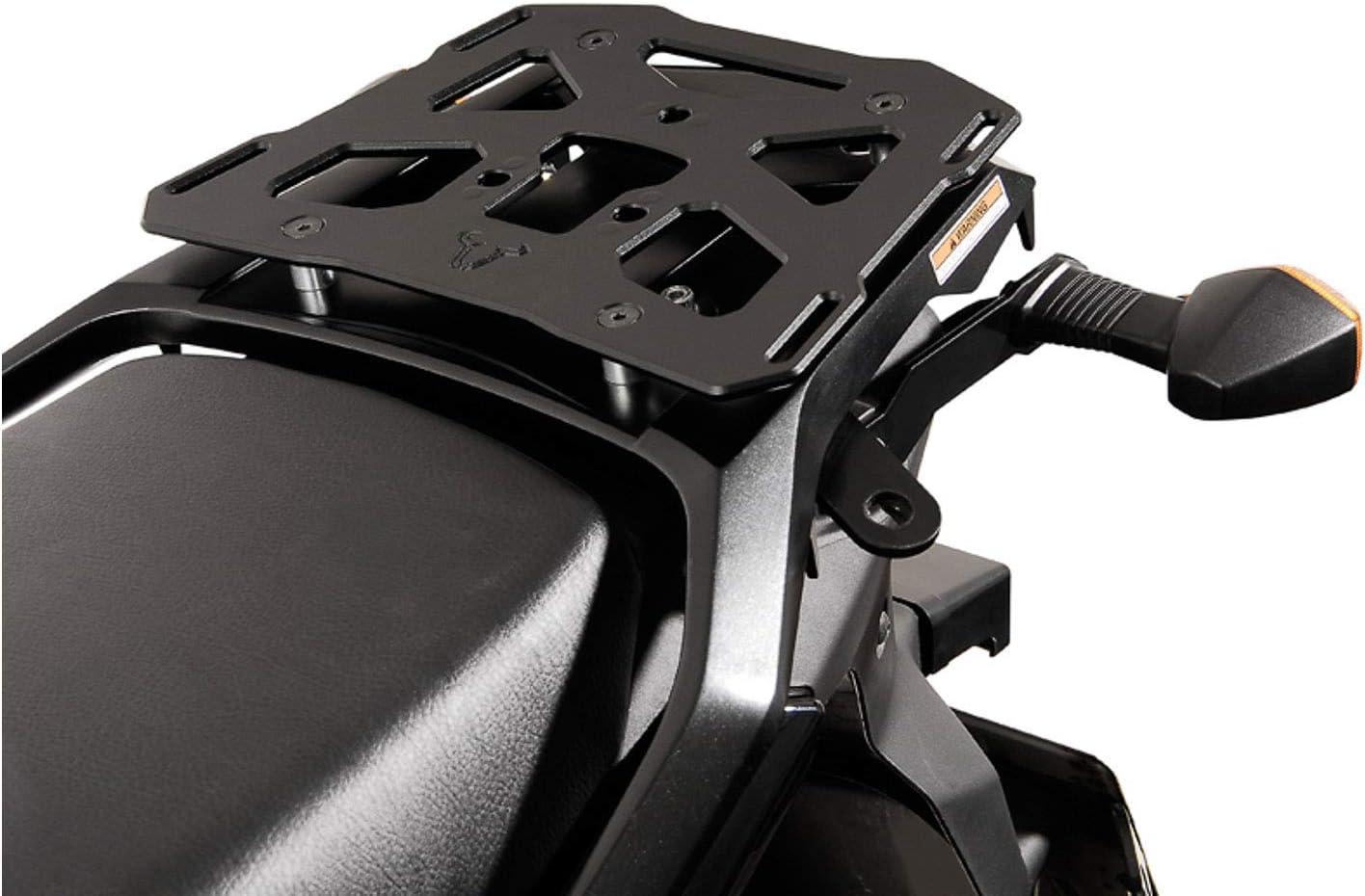 SW-MOTECH ALU-RACK Top Rack To Fit Many Top Case Styles for Suzuki DL650 V-Strom 04-11 /& DL1000 V-Strom 02-13