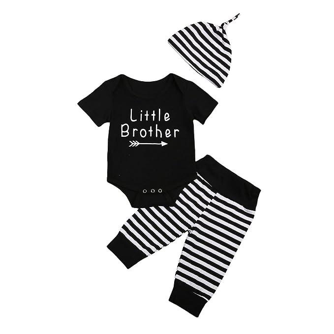 Amazon.com: Conjunto de 3 piezas para bebé y niño, con ...