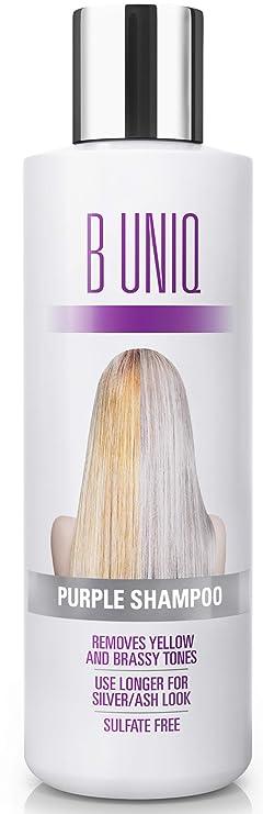 Shampoo Antigiallo Per Capelli Biond - Tonalizzante Capelli - Silver  Shampoo Per Toni Violacei - Rivitalizza i Capelli Biondi 8f64e2424ca1