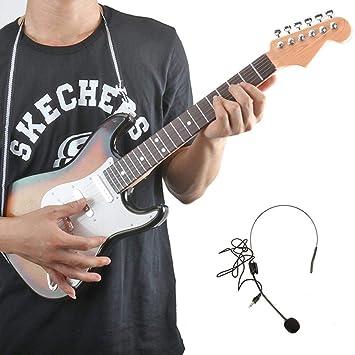 Guitarra eléctrica para el día de los niños, función de reproducción manual, 8 canciones