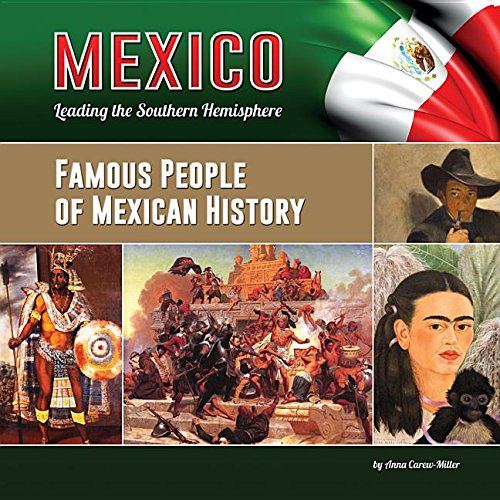 Famous People of Mexican History (Mexico: Leading the Southern Hemisphere)