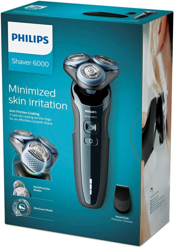 Philips S6630/11 - Afeitadora giratoria (seco y húmedo): Amazon.es ...
