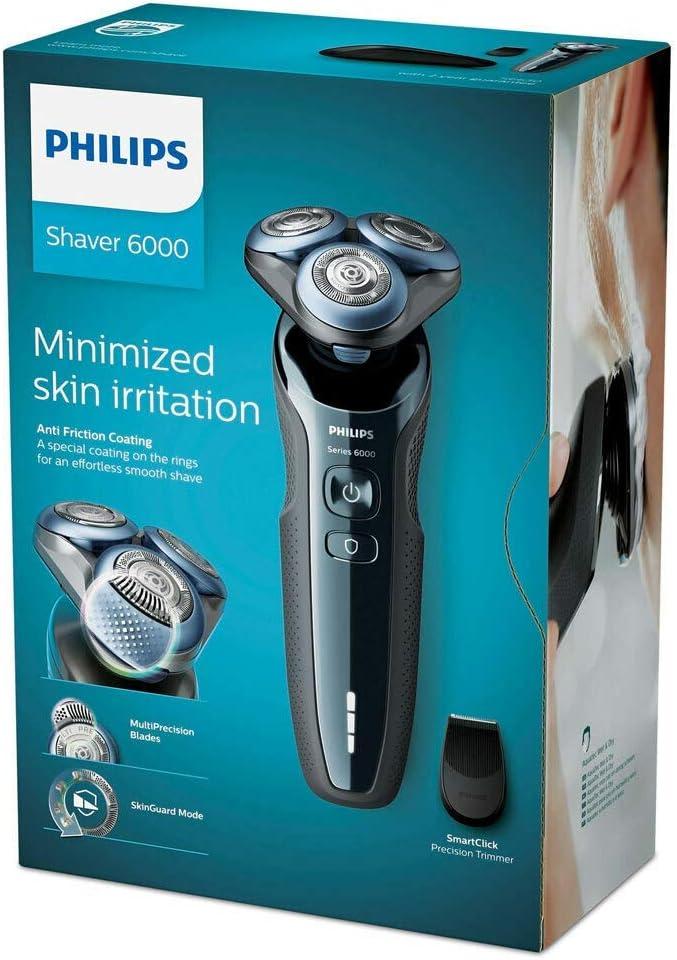 Philips S6630/11 - Afeitadora giratoria (seco y húmedo): Amazon.es: Salud y cuidado personal