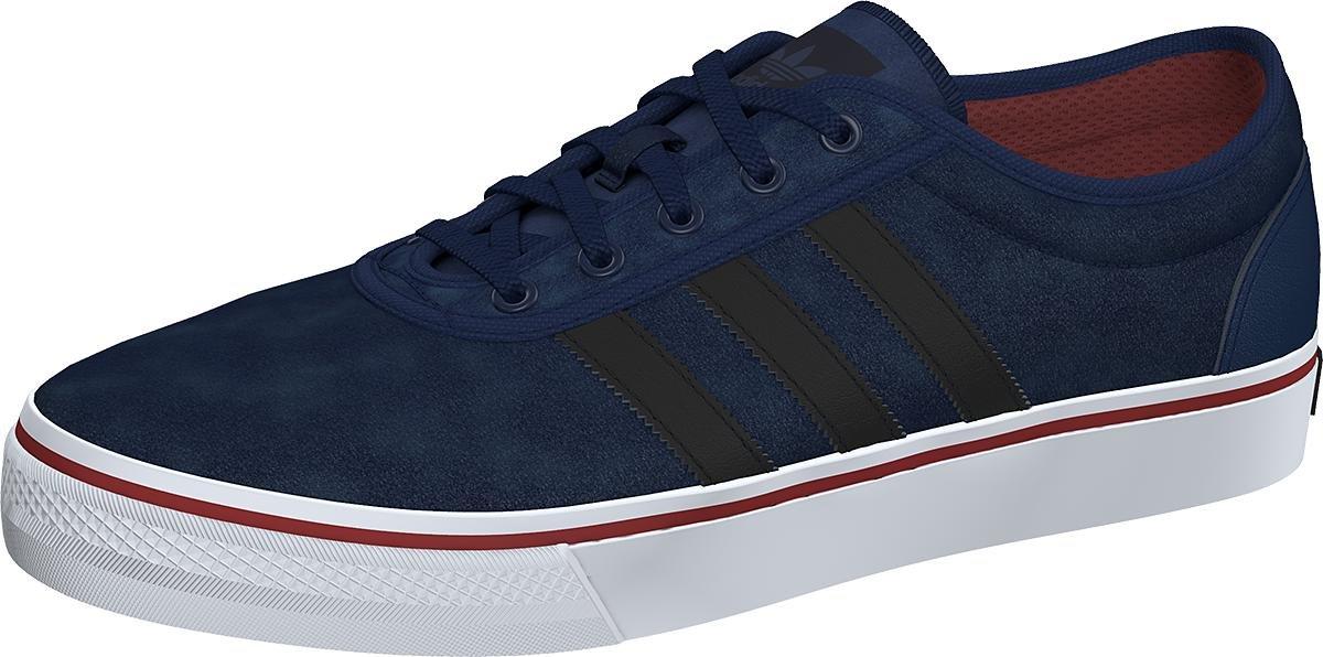 Adidas Adi-Ease, Zapatillas de Skateboarding para Hombre 40 2/3 EU|Azul