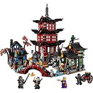 LEGO Ninjago Temple of Airjitzu Building Kit (2028 Piece)