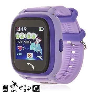 DAM TEKKIWEAR. SMARTWATCH con LOCALIZADOR GPS Kids K9.4x1,5x5 cm ...