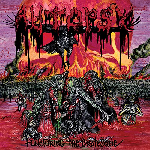 Autopsy – Puncturing The Grotesque (2018) [FLAC]
