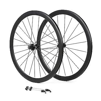ZNND 27.5 Pulgadas Bicicleta De Carretera Ruedas, MTB Rim Doble Pared V-Brake Ultra-Ligeras para 8/9/10/11Velocidad: Amazon.es: Deportes y aire libre