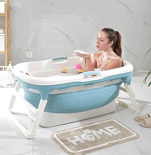 Gil En El Jacuzzi.Ldg Adult Folding Bath Tub Portable Bathtub Household