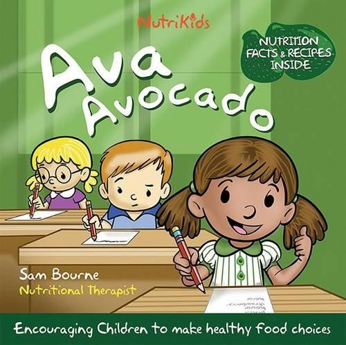 Ava Avocado (Nutrikids)
