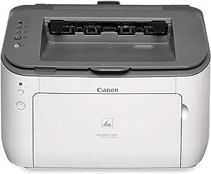 Canon Image CLASS LBP6230dw Wireless Laser Printer, White, Space Saving, White/Grey