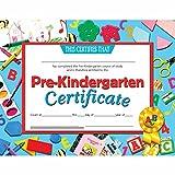 Pre-Kindergarten Certificate - Matte Paper - Quantity 150