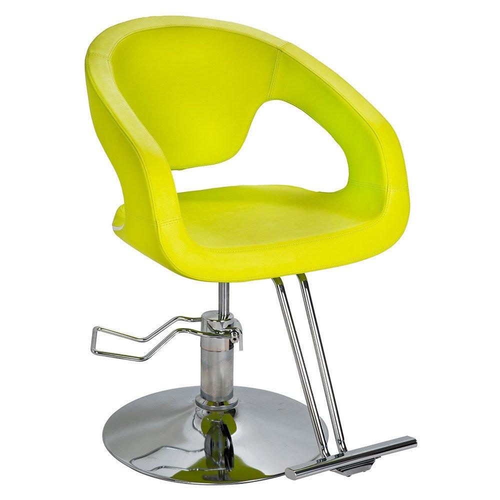 mimera parrucchiere Sedia 32101l2, Verde ABE32101L2