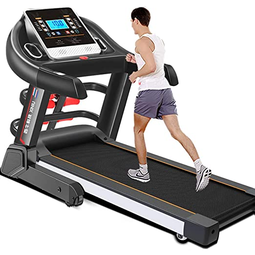 ZZLYY Fitness Cinta de Correr Plegable de Alta-Velocidad Kick ...