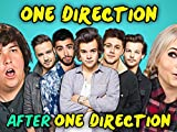 one direction news - Adults React to One Direction's Solo Careers (Music Videos)