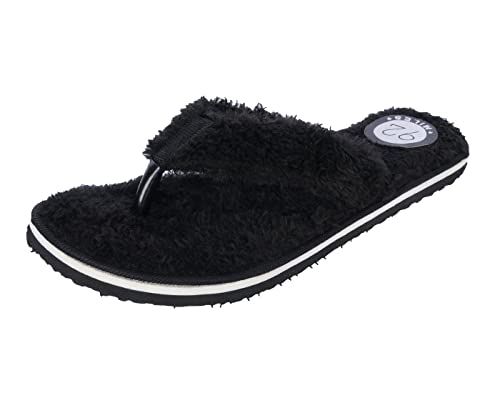 ae3a19e9b70524 92 MILES Women s Fur Slippers  Buy Online at Low Prices in India ...