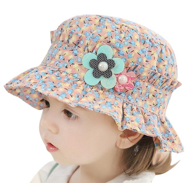 Cappello da sole all aperto Cappello da principessa Cappello da visiera Bambino  Cappello da bambino. Scorri sopra l immagine per ingrandirla. Huateng a0748f7844bf