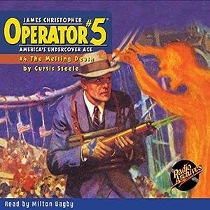 Operator #5 #4 July 1934 Audiobook