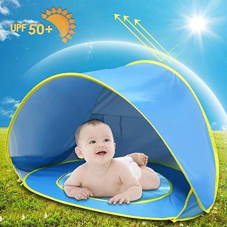 Children Baby Beach Garden Tent Beach Shade Sun Shelter Protection Portable