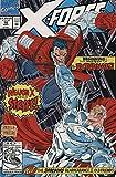 X-Force #10 FN ; Marvel comic book