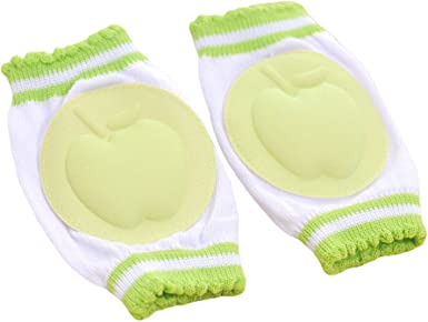 Taiycyxgan Infant Toddler Baby Knee Pad Crawling 5 Pack Safety Protector