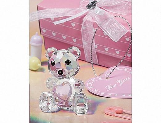Choice Crystal Collection Teddy Bear Figurines Great Wedding