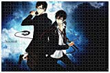 Jigsaw 1000 pieces Puzzle of Ao-No-Exorcist-2 by Maria's Decor