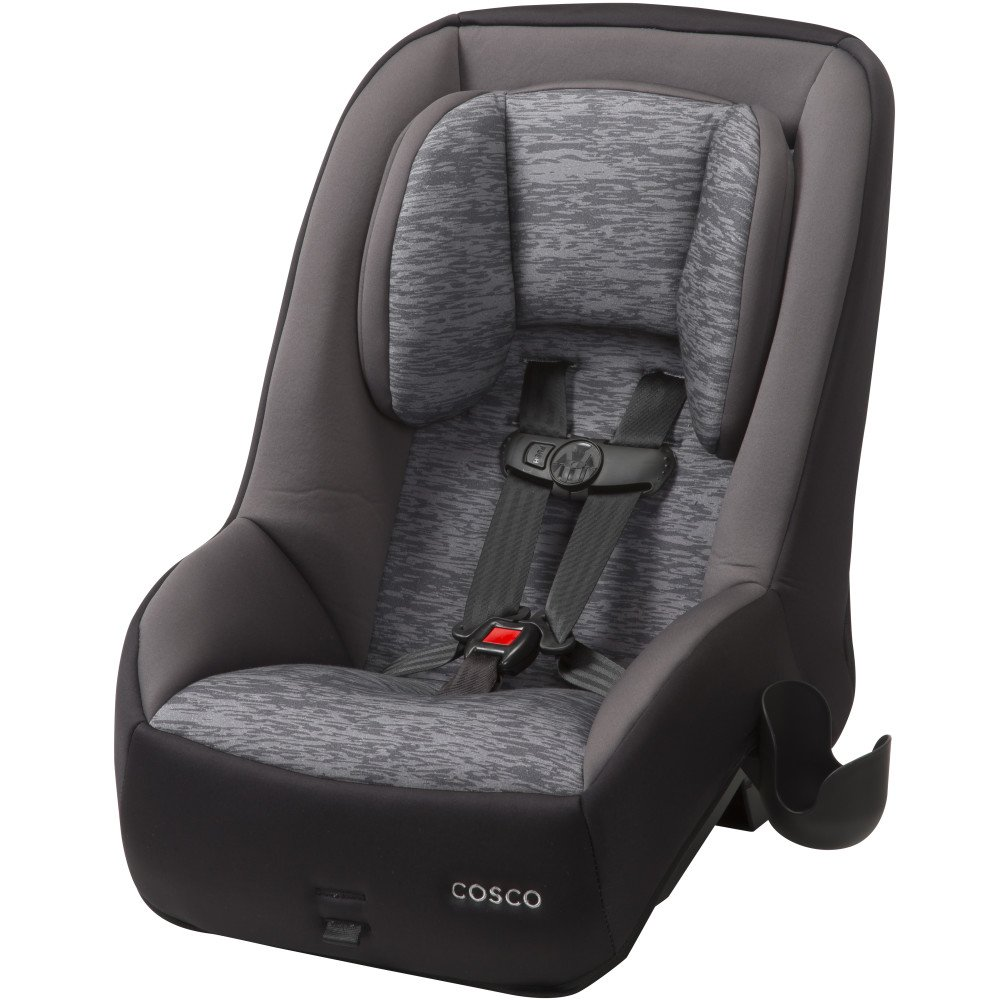 Amazon.com : Cosco Mighty Fit 65 DX Convertible Car Seat, Heather ...