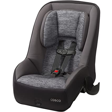 Cosco Mighty Fit 65 DX Convertible Car Seat - The Most Comfortable Seat