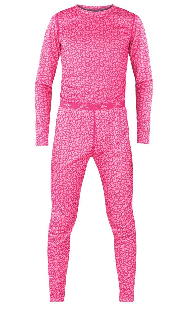 Terramar Kid's Power Play Thermals (Two Piece Set) W9355