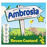 Ambrosia Ready to Serve Devon Custard - 500g (17.64 oz x 1)