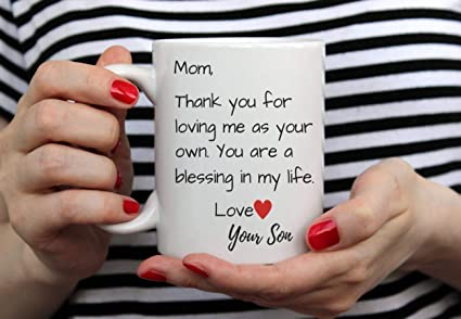 Funny Stepmom Mug Stepmother Gift Coffee Ideas For Step Moms Mom Birthday