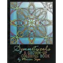 Symmetricals: A Grown-Up Coloring Book