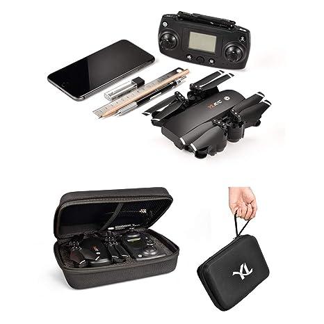 Cigooxm YL S30 720P HD WiFi FPV RC Selfie Drone GPS ...