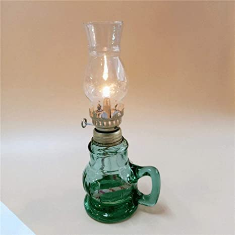 Clear Glass Hurricane Oil Lamp Home and Garden Home and Garden Lighting Lamps Table Lamps Hurricanes