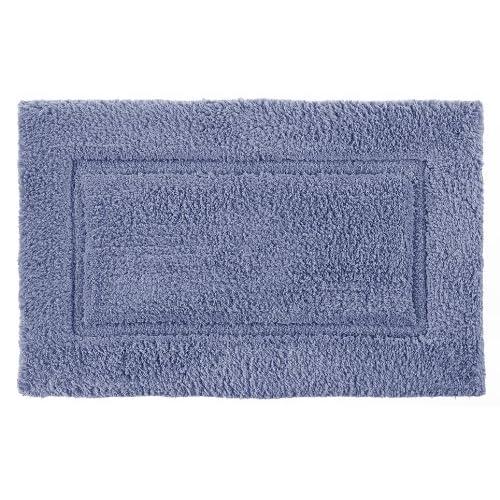 Discount Kassatex ELR-244-MNS Elegance Bath Rug, 24 by 40-Inch, Moonstone for sale