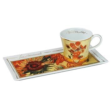 Goebel Porzellan Kaffeeset Artis Orbis Vincent Van Gogh Die Sonnenblumen,  66513706