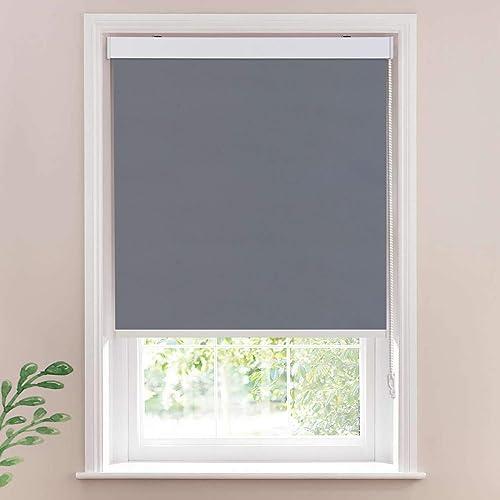 Keego Window Roller Blinds Office Blackout Window Shade