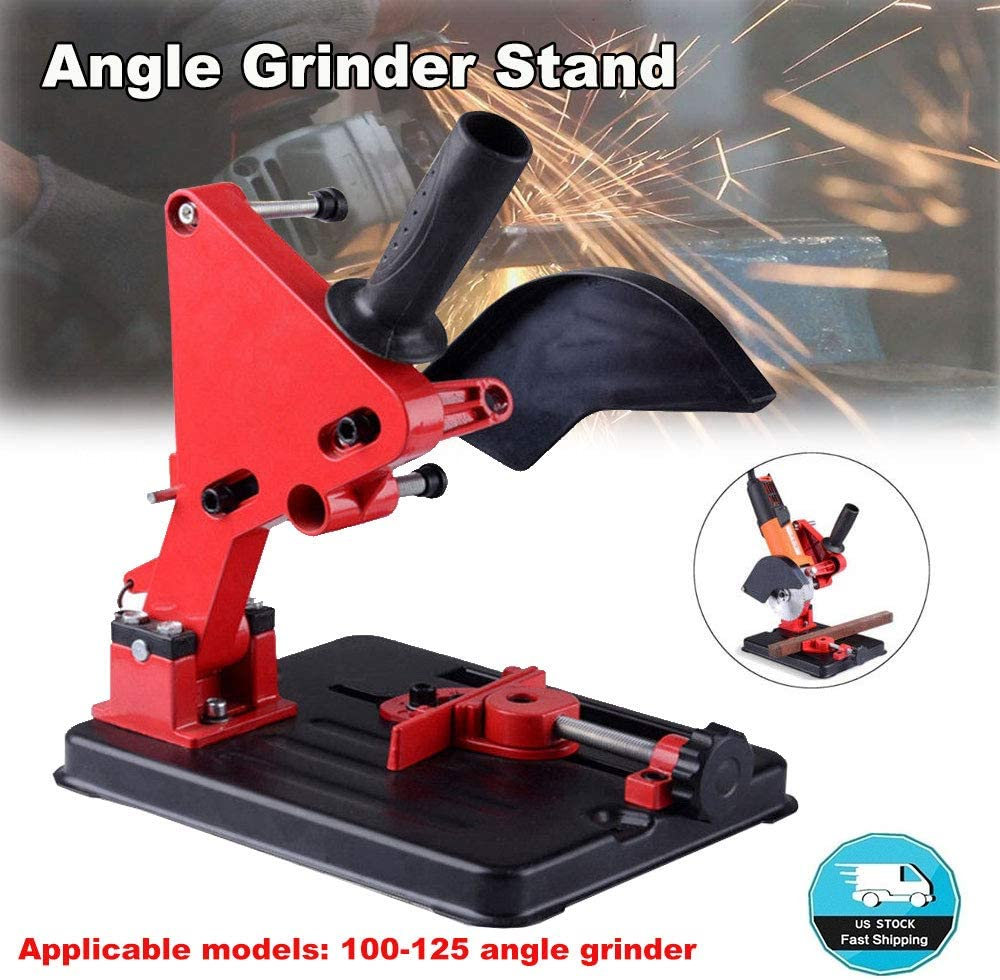 Fixed Angle Grinder Stand Cutting Machine Frame Hand Tool Power Tools Accessories Blade Angle Grinder Bracket