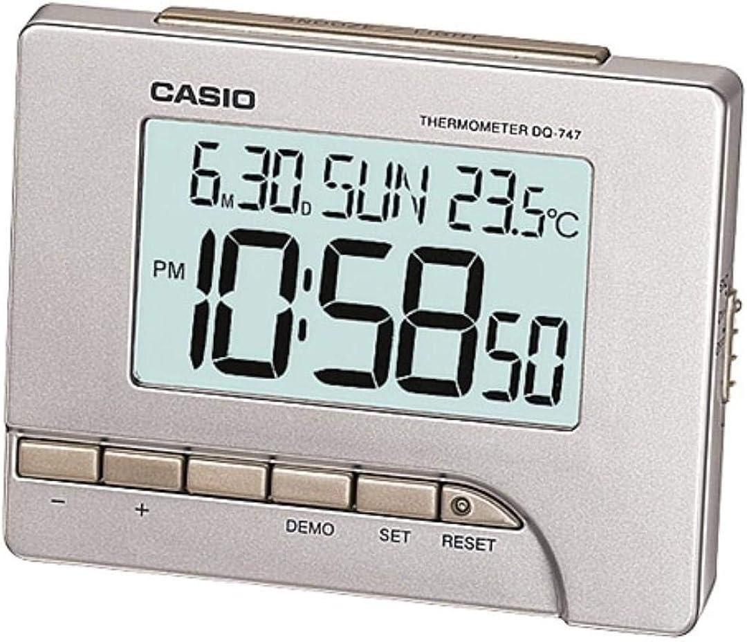 Casio Reloj Unisex DQ-747-8EF