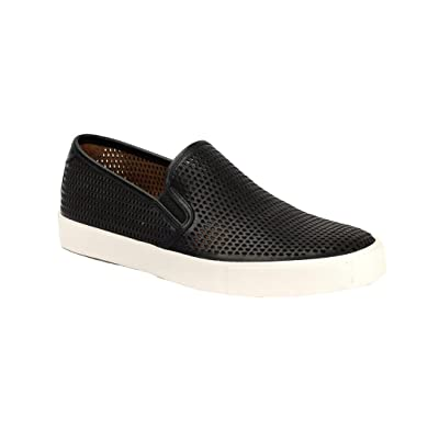 Frye Men's Brett Perf Slip on Fashion Sneaker: Shoes