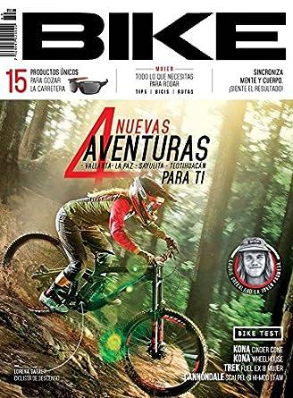 Bike México June 1, 2018 issue