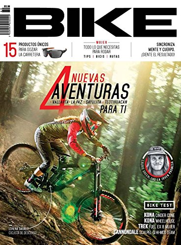 Bike México June 1, 2018 issue